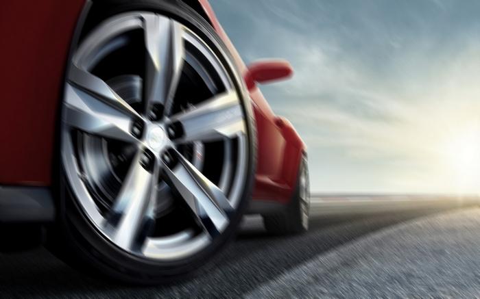 automobile camaro pneus mécanicien